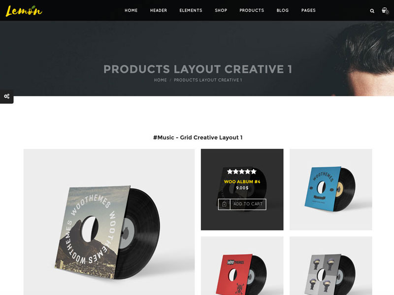 Product - Grid Creative